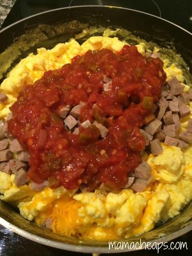 healthy breakfast burritos freezer c