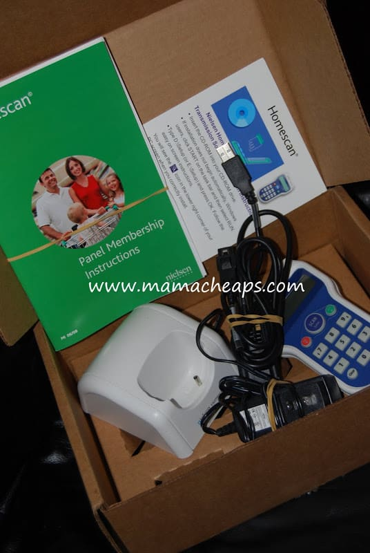 nielsen national consumer panel scanner