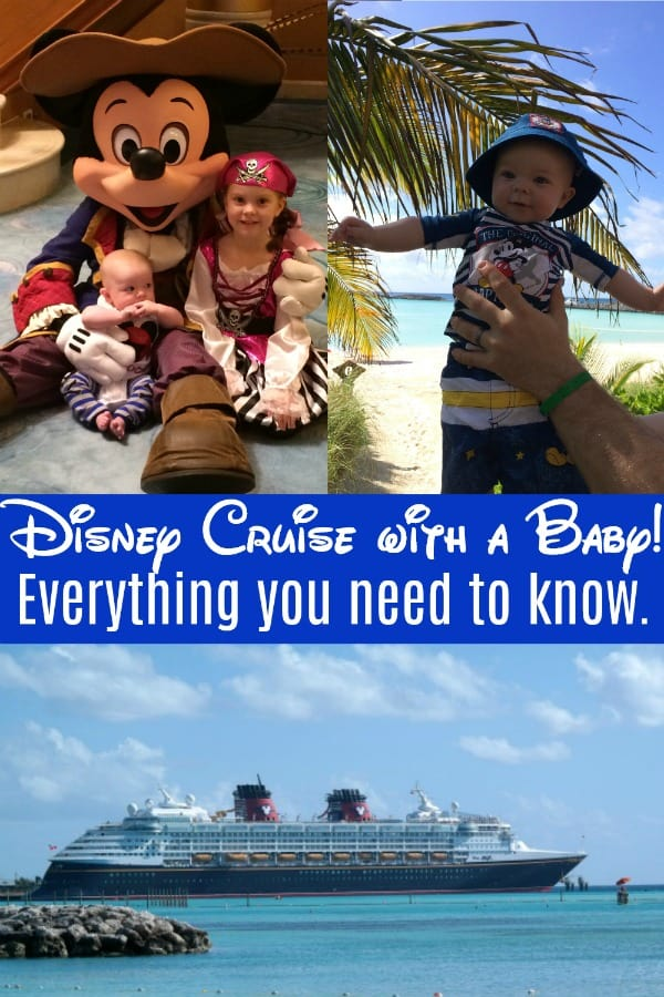 Disney Cruise with a Baby!
