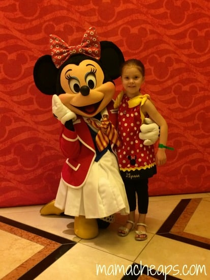 disney magic characters minnie mouse