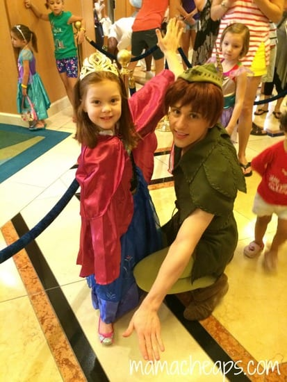 disney magic characters peter pan