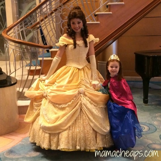 disney magic characters princess belle