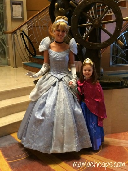 disney magic characters princess cinderella