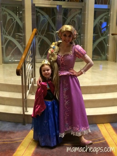 disney magic characters princess rapunzel