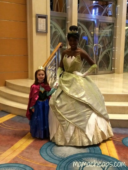 disney magic characters princess tiana
