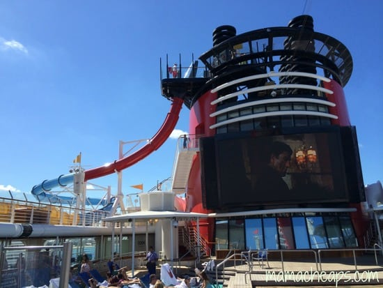 disney magic cruise ship aquadunk 2