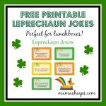 free printable leprechaun jokes