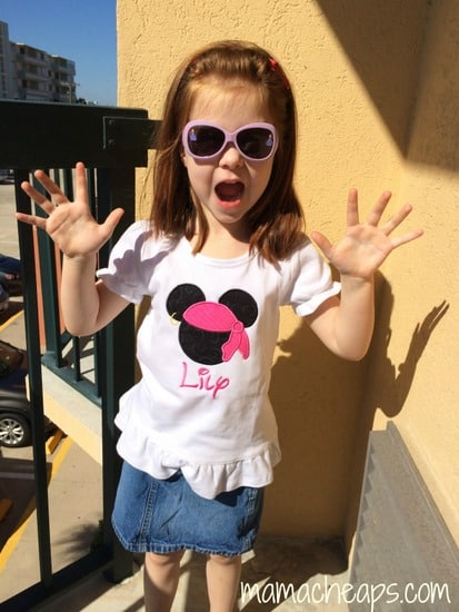 lily going on disney cruise