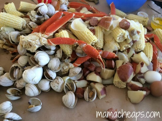 frogmore stew lowcountry boil