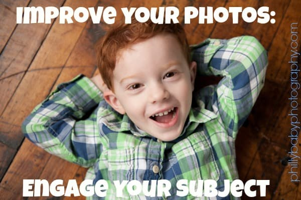 photo tips friday engage your subject