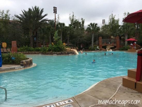 disney world animal kingdom lodge kidani village deluxe pool b
