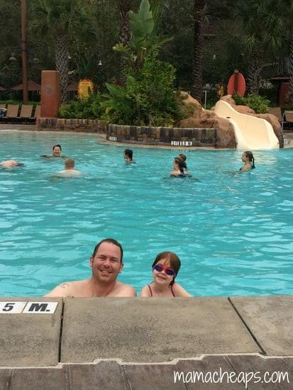 disney world animal kingdom lodge kidani village deluxe pool f