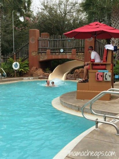 disney world animal kingdom lodge kidani village deluxe pool g