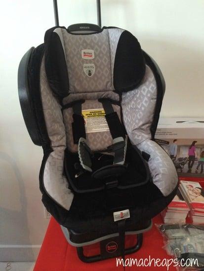 blogger bash nyc babypalooza 2014 britax car seat
