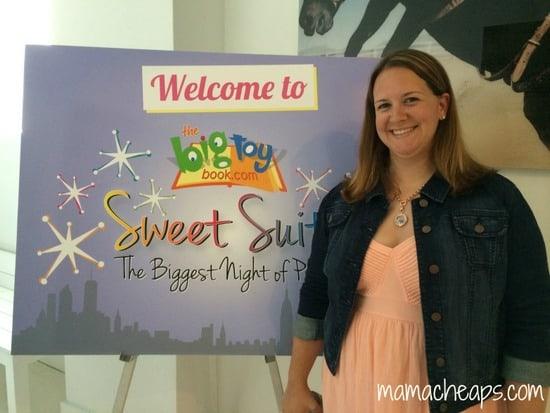 devon mama cheaps kohls peach maxi dress blogger bash sweet suite 2014