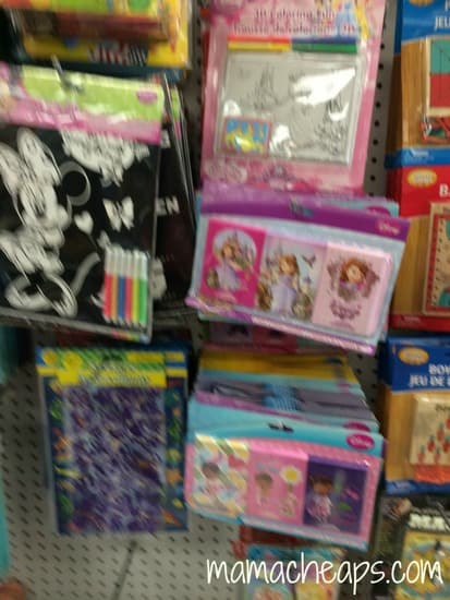 DISNEY Merchandise that I Found at Dollar Tree Today ...