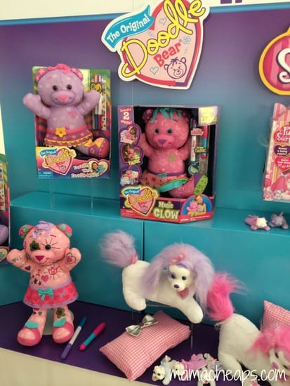 just play toys doodle bear puppy surprise blogger bash sweet suite 2014