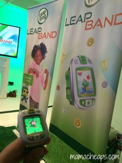 leapfrog leapband blogger bash sweet suite 2014