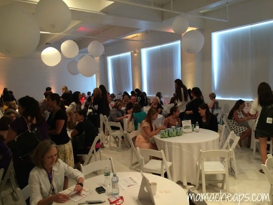 speed dating with brands blogger bash nyc 2014