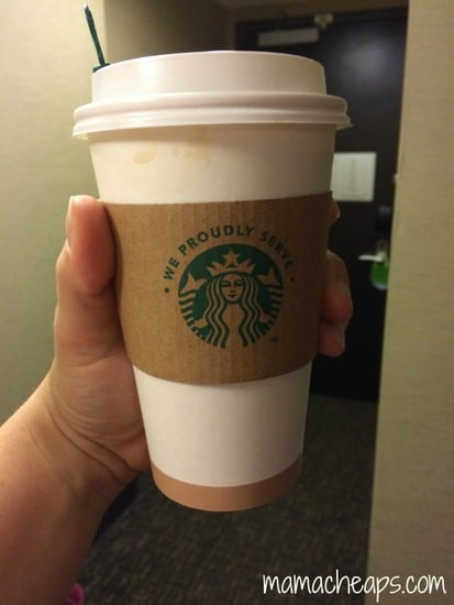 starbucks coffee nyc courtyard marriott times square west