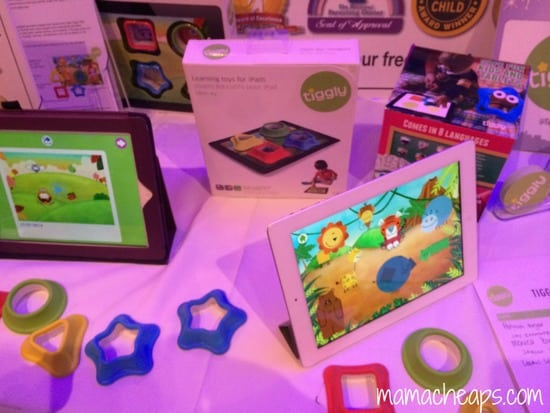 tiggly ipad app toy blogger bash sweet suite 2014