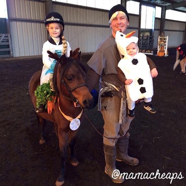 frozen horse show MC