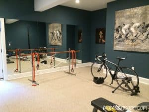 Philadelphia Magazine Design Home 2014 gym