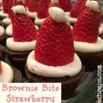 Strawberry-Brownie-Bite-Santa-Hats-3