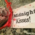 midnight kisses new years eve party favor