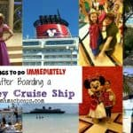 disney cruise vacation