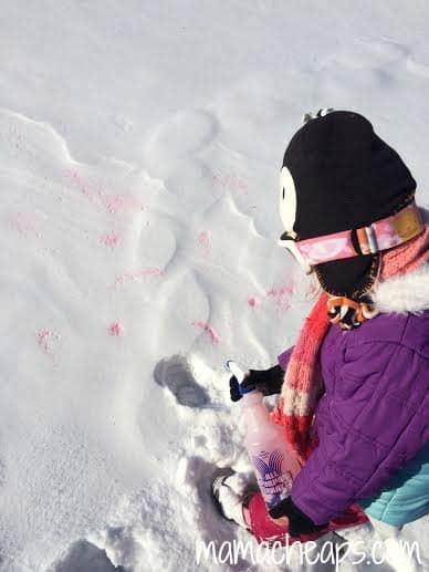 snow paint 2 MC