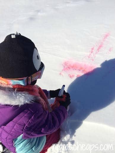 snow paint 3 MC