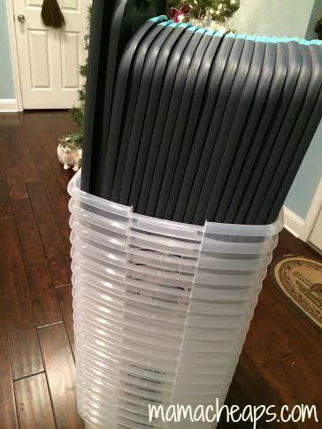 sterilite 66 quart storage bins