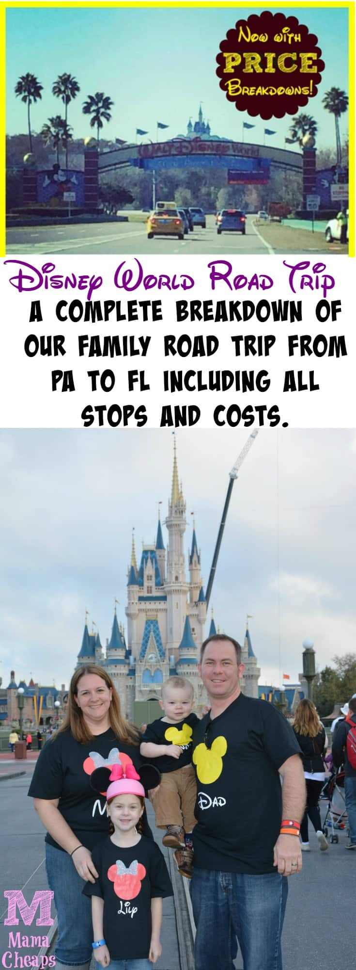 Disney World Road Trip