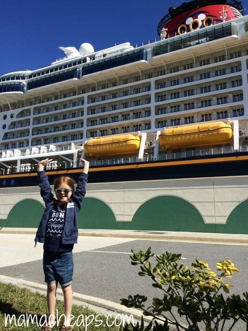 lily disney dream cruise ship