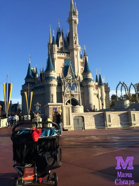 Kingdom Strollers City Mini Double Castle