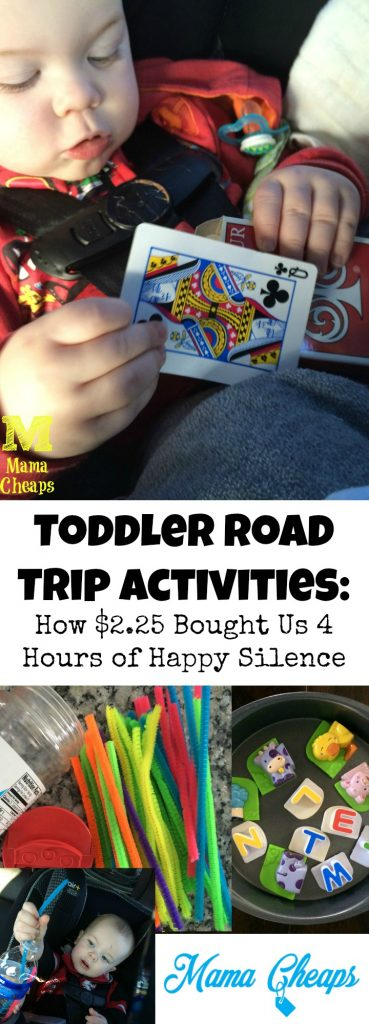 Toddler Road Trip Actvities