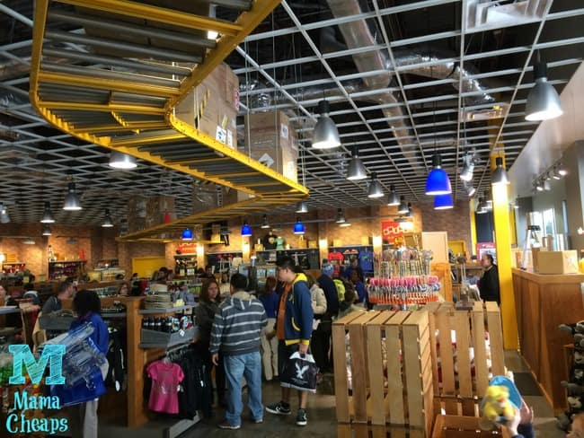 disney outlet store character warehouse orlando