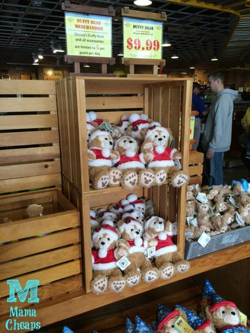 duffy bear disney outlet