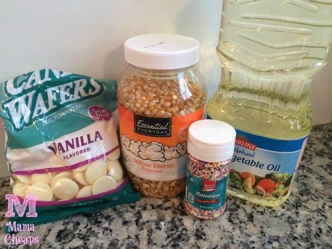princess popcorn ingredients