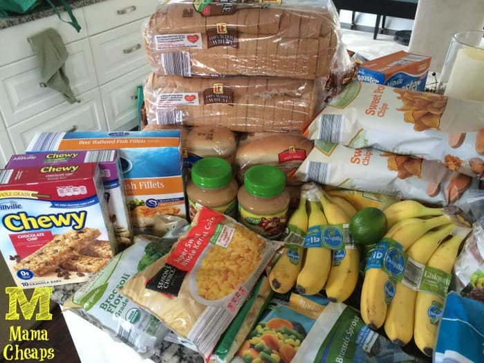 Monthly Meal Planning - APRIL Meals and Grocery Shopping