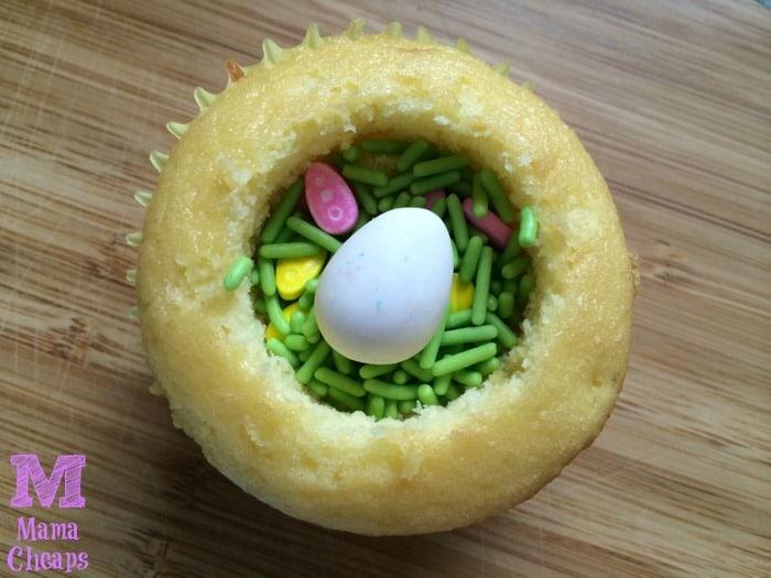 cupcake sprinkles inside