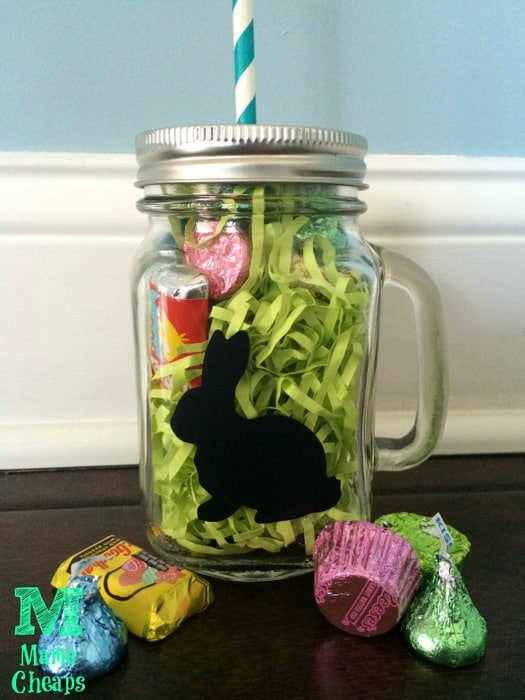 easter candy bunny jar 2