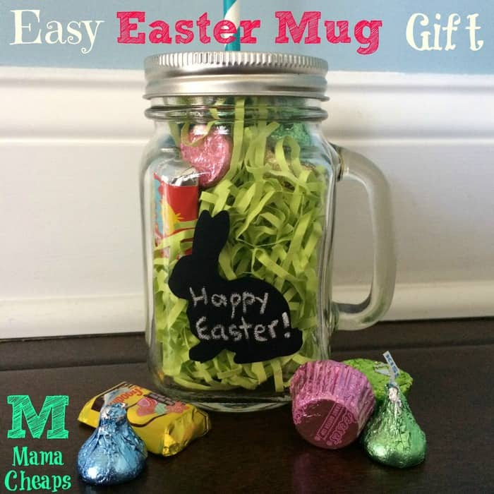 easter candy bunny jar title
