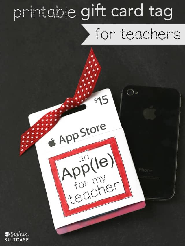 app store teacher gift card