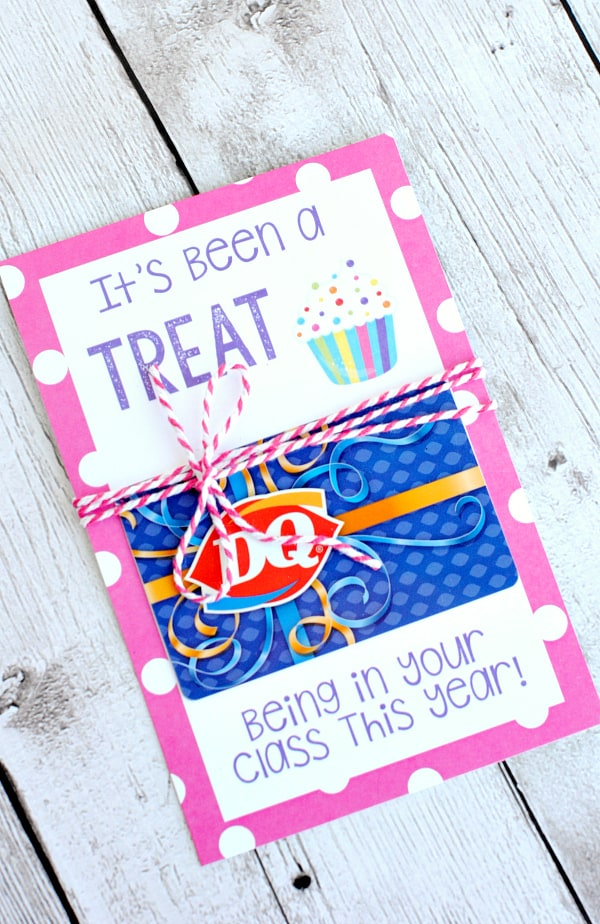 10 Teacher Gift Card Ideas With Free Printables Mama Cheaps