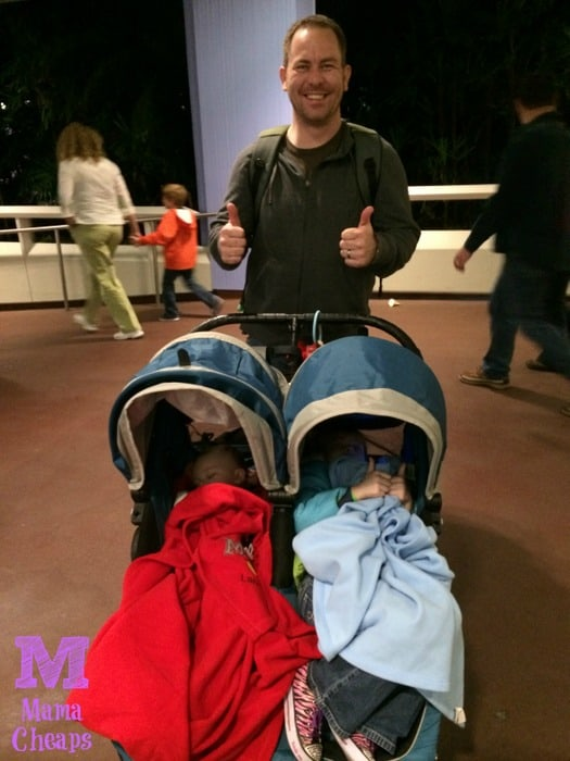 magic kingdom strollers double city mini