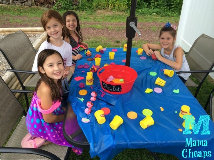 play-doh party