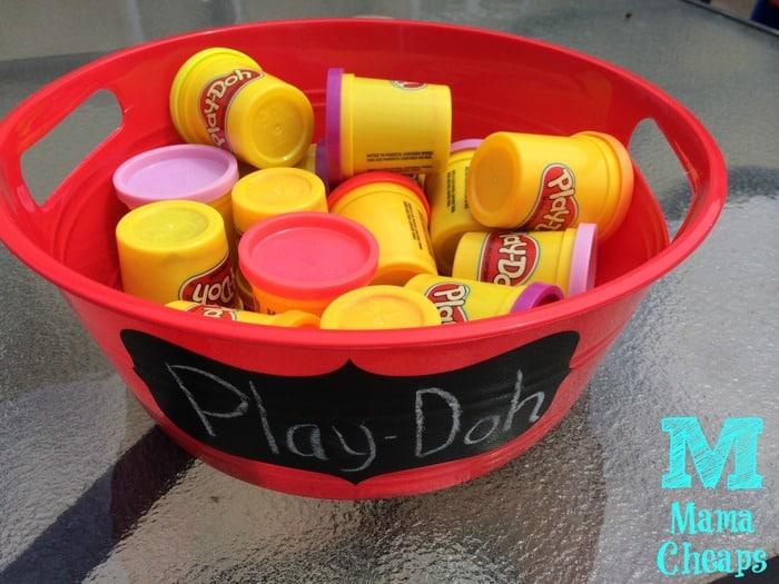 play-doh