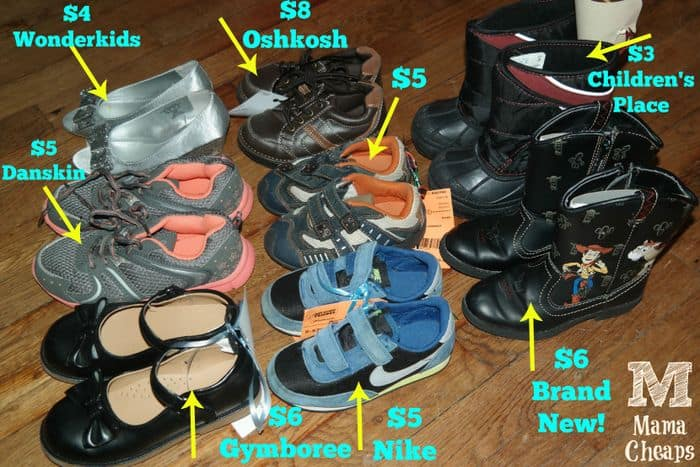 consignment sale kids